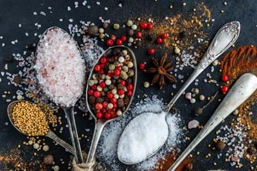 Good taste: salt, sour, sweet, bitter - and umami